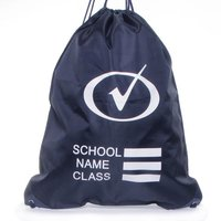 Plimsoll Bag in Navy
