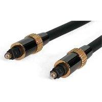 StarTech.com Premium digital audio cable (optical) - SPDIF - 6.1 m-TOS Link