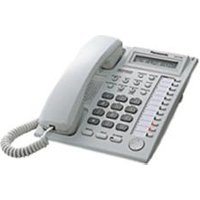 Panasonic KXT7730 Display Telephone - Black