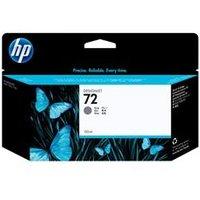 HP 72 130-ml Gray Ink Cartridge