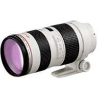Canon EF - Telephoto zoom lens - 70 mm - 200 mm - f/2.8 L USM - Canon EF