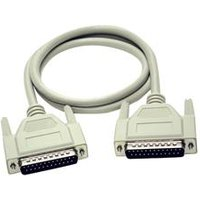 C2G 2m DB25 M/M Cable