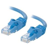 C2G 30m Cat6 550 MHz Snagless Patch Cable - Blue