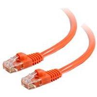 C2G 5m Cat5E 350 MHz Snagless Patch Cable - Orange