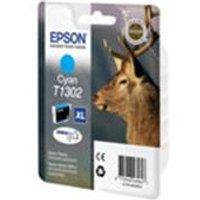 Epson T1302 - Print cartridge - 1 x cyan