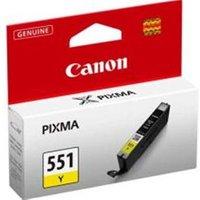 Canon CLI-551 Yellow Ink Tank