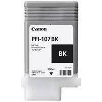 Canon PFI-107 BK Original Photo Black Ink Tank