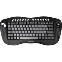 Accuratus Toughball 2 - 2.4GHz Wireless Multimedia Keyboard