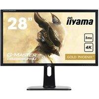 iiyama G-MASTER Golden Phoenix 28 4K 3860x2160 1ms HDMI