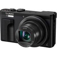 Panasonic DMC-TZ80 18.1MP 4K Full HD LCD Black Camera