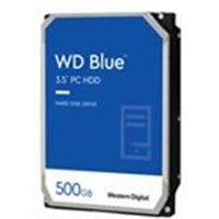 WD 500GB Blue 3.5 SATA 6Gb/s 7200rpm 32MB Hard Drive