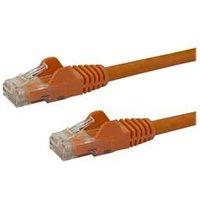 StarTech.com 10m Orange Cat6 Patch Cable