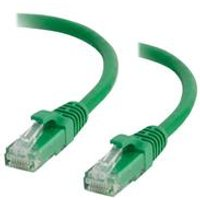 C2G 3m Cat5E UTP LSZH Network Patch Cable - Green