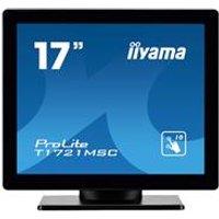 iiyama ProLite T1721MSC-B1 17 1280 x 1024 5ms VGA DVI Touch Monito