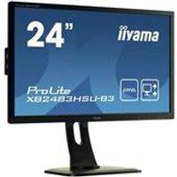 iiyama ProLite 24 AMVA 1920x1080 4ms HDMI DVI-D VGA LED Monitor