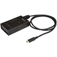 StarTech.com 4 Port USB-C Hub - C to C & A