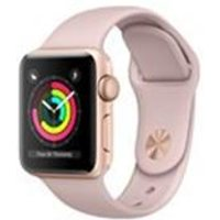 Apple Watch Series 3 GPS 38mm Gold Aluminium Case with Pink Sand