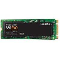 Samsung 500GB 860 EVO Series M.2 SATA 6Gb/s SSD
