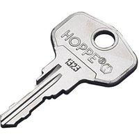 HOPPE Nachschlüssel für abschließbare Fenstergriffe