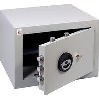SISTEC Tresor Serie EM-mit Schlüssel-330 mm-450 mm-400 mm