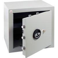 SISTEC Tresor Serie EM-mit Schlüssel-450 mm-450 mm-400 mm