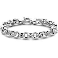 Zilveren jasseron armband 104.0887.20