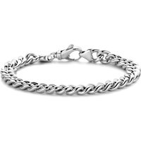 Zilveren gourmet armband GRUM230