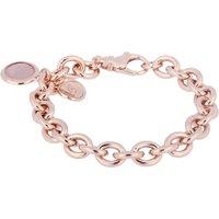 Rose armband met rozenkwarts WSBZ00027