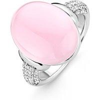 Zilveren ring 12069LP