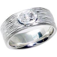 Zilveren ring met topaas 211380-W