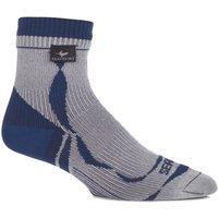 Mens and Ladies 1 Pair SealSkinz 100% Waterproof Thin Ankle Length Socks