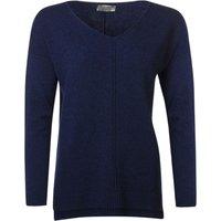 1 Pack Regatta 100% Lambswool V Neck Boyfriend Tunic Ladies Medium - Great and British Knitwear