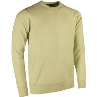 1 Pack Lemon Made In Scotland 100% Cashmere Crew Neck Mens XX-Large - Great and British Knitwear