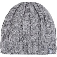 1 Pack Light Grey 4.7 Tog Heatweaver Yarn Hat Ladies One Size - Heat HoldersOnly the originals will do!Never content to rest on their laurels, our experts at Heat Holders have developed a new, warmer than ever hat, now in a certified 3.4 Tog rating for ev