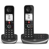 BT 090639 BT Advanced Phone with Answer Machine Twin Handset