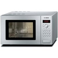 Bosch HMT75G451B Compact Microwave Oven with Grill in Stainless Steel