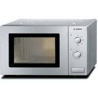 Bosch HMT72M450B Compact Microwave Oven in Stainless Steel 800W 17L