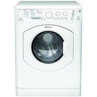 Hotpoint WDL520P AQUARIUS Washer Dryer in White 1200rpm 7kg 5kg