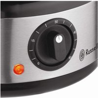 Russell Hobbs 14453 3 Tier Compact Food Steamer 7L Capacity