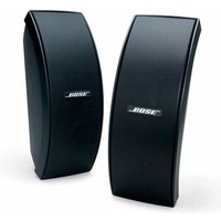 Bose 151SE BLK Environmental Speakers Inc Brackets in Black