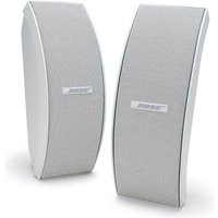 Bose 151SE WHT Environmental Speakers Inc Brackets in White