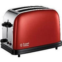 Buy Russell Hobbs 18951 2 Slice Toaster in Red - Sonic Direct