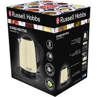 'Russell Hobbs 20094 1 7 Litre Dorchester Kettle In Cream 3 0 Kw Rapid