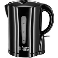 Russell Hobbs 21440 Essentials Cordless Kettle in Black 1 7L 2 2kW