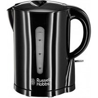 Russell Hobbs 21441 Essentials Cordless Kettle in White 1 7L 2 2kW