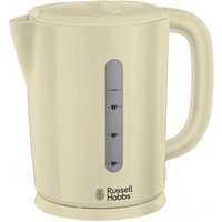 Russell Hobbs 21473 Darwin Kettle 1 7L 2200W in Cream