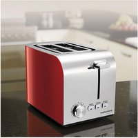 'Morphy Richards 222056 Equip 2 Slice Toaster In Red