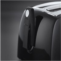 Buy Russell Hobbs 22601 Textures 2 Slice Toaster in Black - Sonic Direct