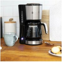 Russell Hobbs 24210 Compact Filter Coffee Machine