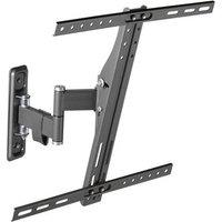 'Vivanco 34890 Tilt Swivel Tv Wall Bracket For Screen Sizes Up To 47